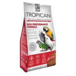 Alimento completo para loros TROPICAN HIGH PERFOMANCE 1.5 kg