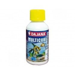 Desifectante de para acuarios DAJANA MULTICURE 100 ml