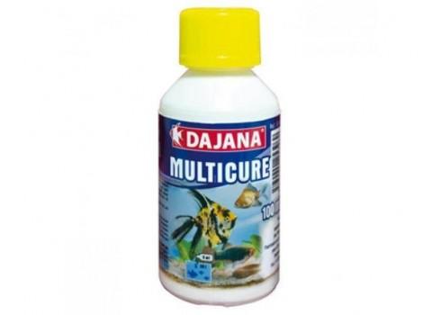 Desifectante de l'aquarium DAJANA MULTICURE 100 ml