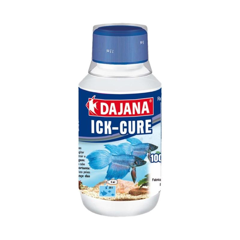 Disinfectant against the white spot ICK CURE DAJANA 100 ml
