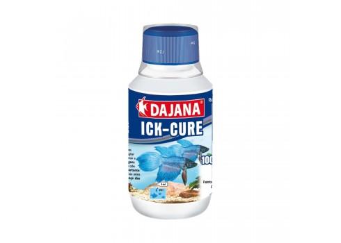 Désinfectant contre la tache blanche ICK CURE DAJANA 100 ml