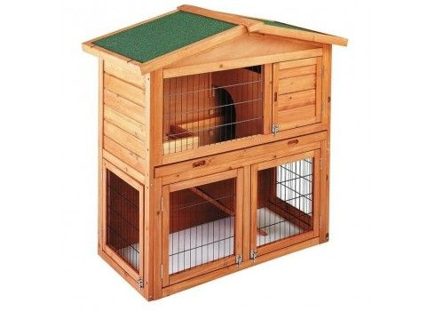 Chicken coop wooden Prague 101x55x100cm