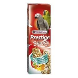 Bâtons pour les canaries, avec des fruits de la forêt de PRESTIGE BÂTONS de VERSELE LAGA 2 x 30 gr