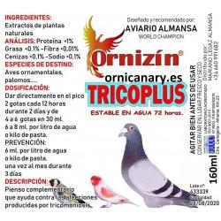 Tricoplus ORNIZIN 160 ml