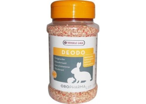 Desodorante para lechos de pequeñas mascotas DEDO MANZANA VERSELE LAGA 230 gr.