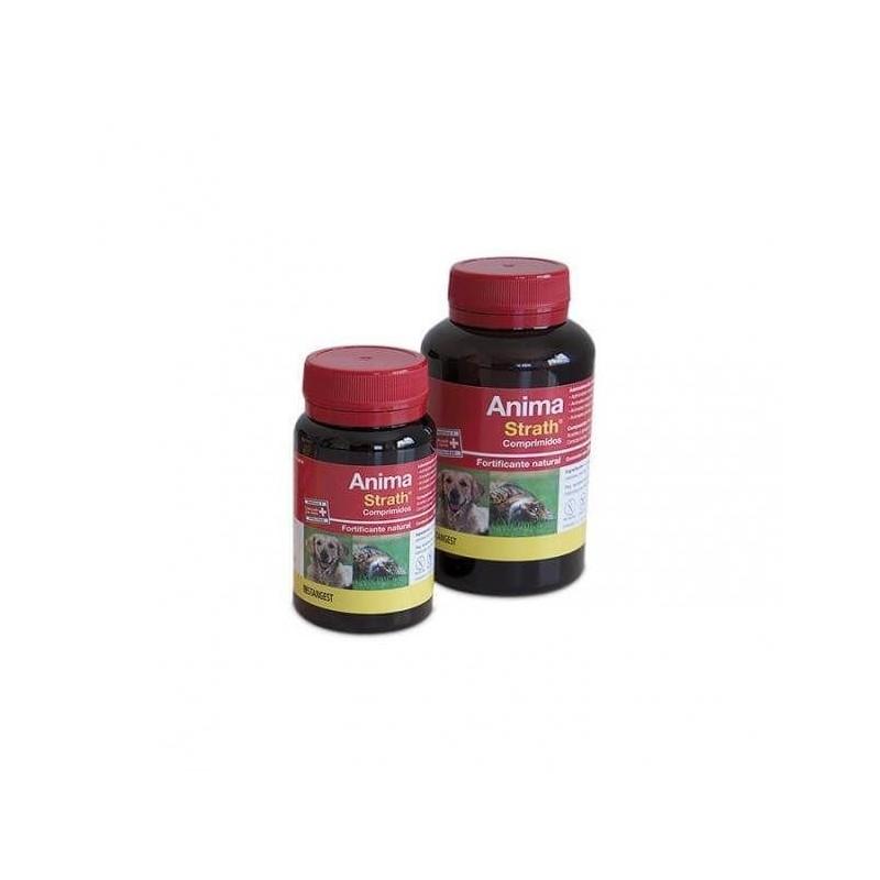 Fortificante reconstituyente en pastillas ANIMA STRATH 240  comprimidos