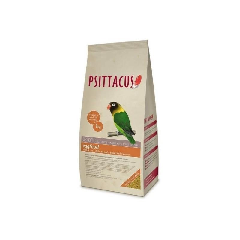 Pasta de cria PSITTACUS EGGFOOD 1 kg