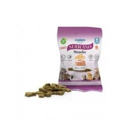 Snack for cats SERRANO liver flavor 50 grams