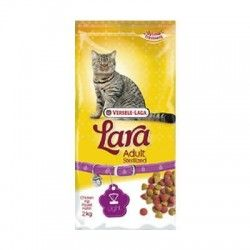 Complete food for cats sterilized LARA, VERSELE LAGA CHICKEN 2 k