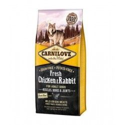 I think Fre Ckicken and Rabbit Joints CARNILOVE 12 kg