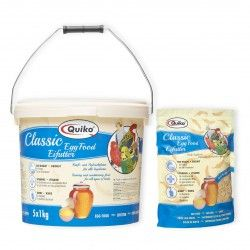 Paste of breeding dry QUIKO CLASSIC 5 KG + 1 KG FREE