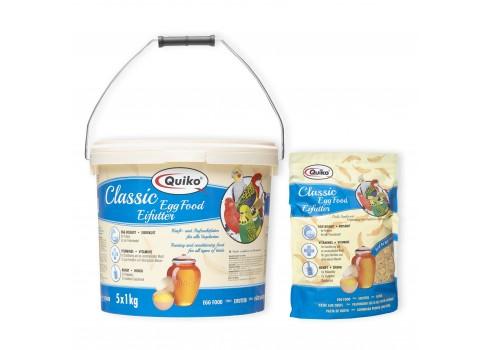 Pasta de cria seca QUIKO CLASSIC 5 KG + 1 KG GRATIS