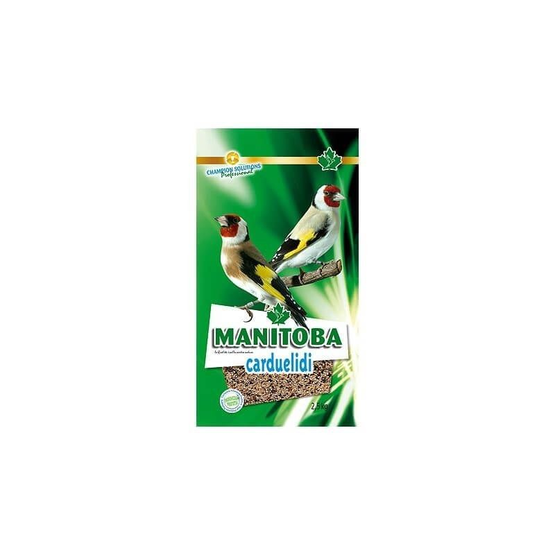 Mixtura for jilgueros cardueldi MANITOBA 15 KG + Chia