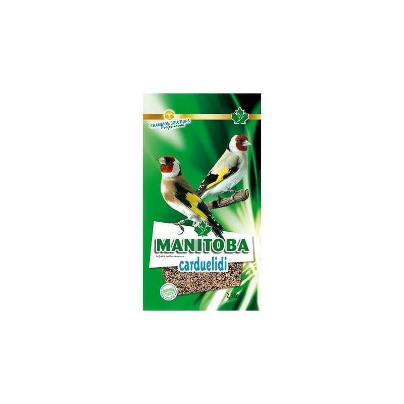 Mixtura pour jilgueros cardueldi MANITOBA 15 KG +