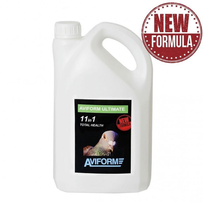 AVIFORM ULTIMATE 11-in-1 New Formula Supplement full for pigeons