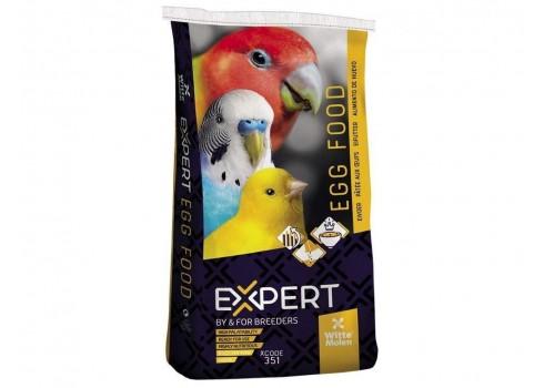 Morbid yellow egg cria paste WITTE MOLEN 10 kg