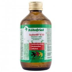 ROHNFRIED E50 taubenfit e + sélénium, 250 ml