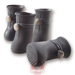 Boots of latex for dogs ARPPE