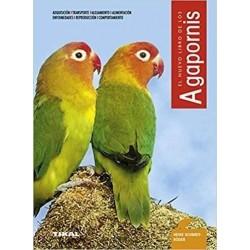 El nuevo libro de los AGAPORNIS, edicones TIKAL