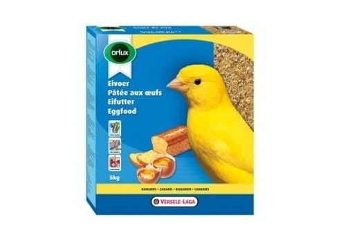 Pasta dry for canaries ORLUX 5 kg