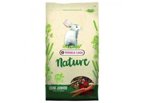 Cuni Junior Nature, Versele laga 750 g