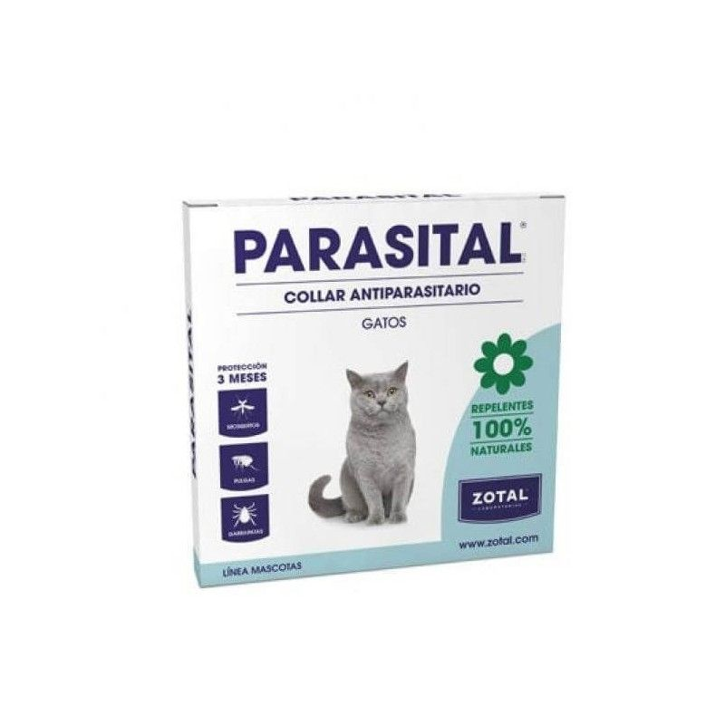 Parasital Collar Repellent for CATS
