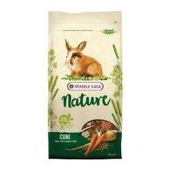 I think for rabbits CUNI NATURE VERSELE LAGA 2.5 KG