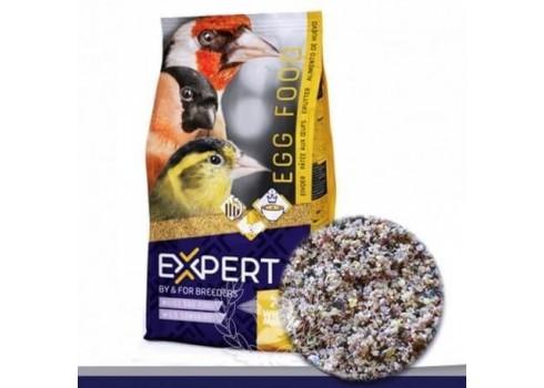La pâte de l'élevage à l'œuf-morbide jaune WITTE MOLEN 1 kg