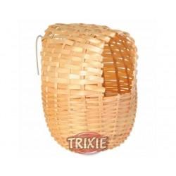 Nest Bamboo TRIXIE 12x 15 CM