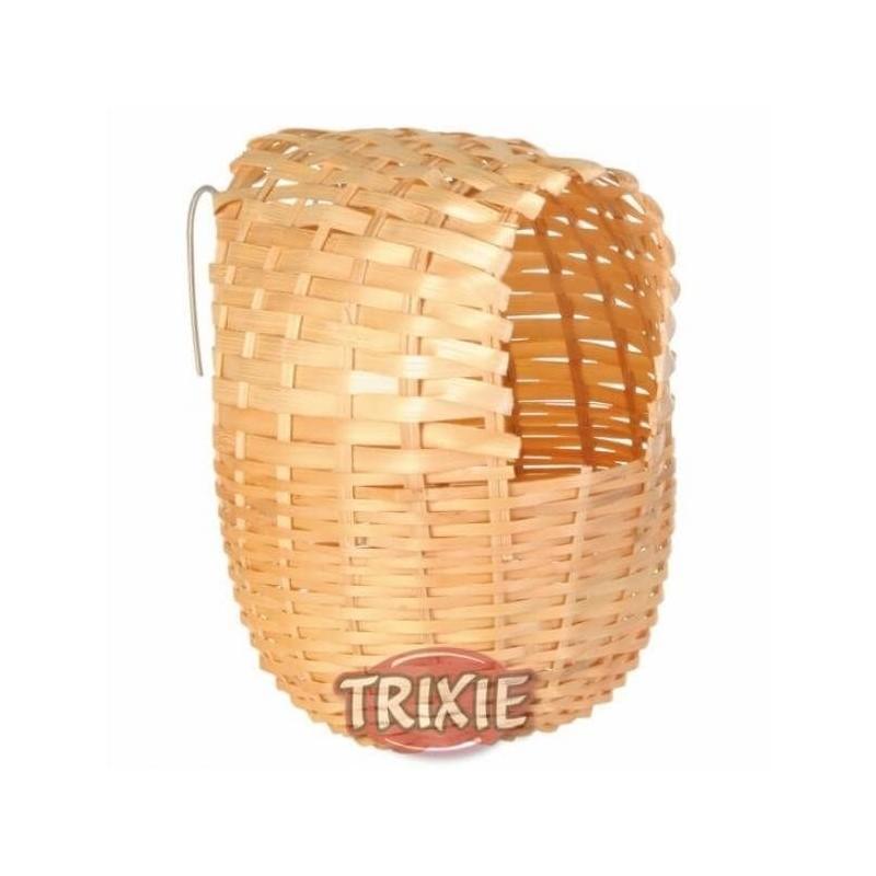 Nido de Bambú TRIXIE 12x 15 CM