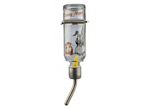 Drinker for rabbits TRIXIE HONEY HOPPER GLASS 500 ml
