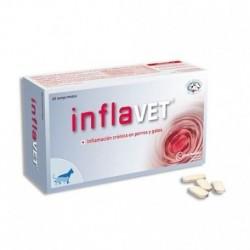 Inflavet Anti-inflammatoire naturel contre l'inflammation 60 comprimés