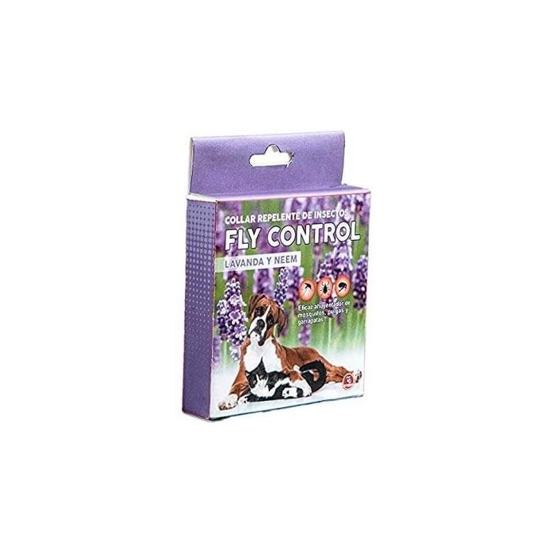 Collier de purge pour les chiens et les chats de la lutte contre la MOUCHE