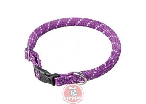 Collar nylon redondo reflectante ARPPE