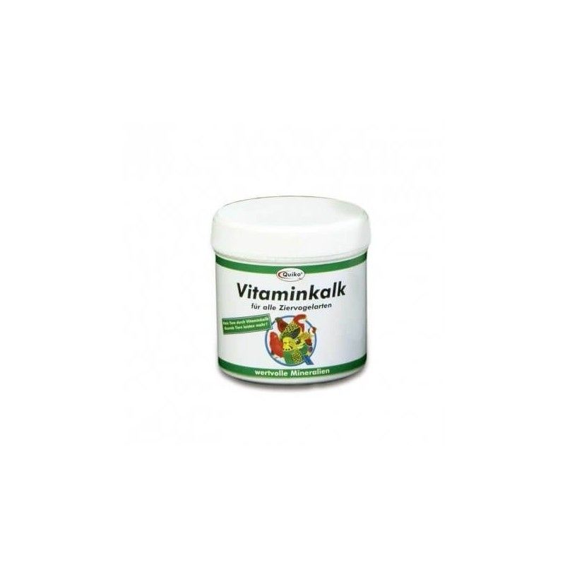 Cal vitaminada con grit QUIKO 500 gr