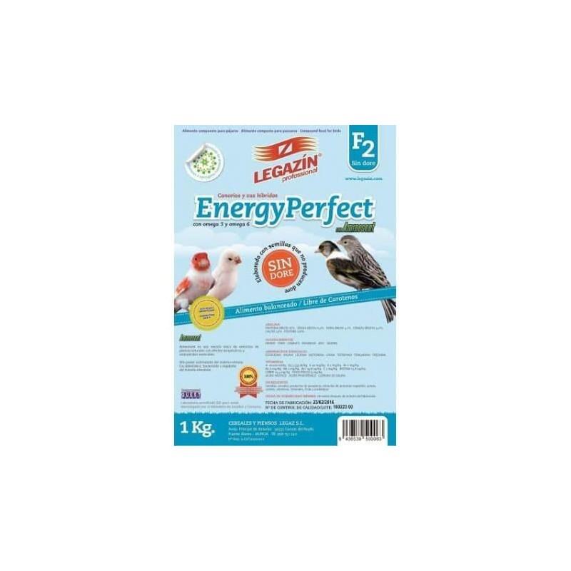 Balanced feed for birds LEGAZIN ENERGY PERFECT F2 5 kg