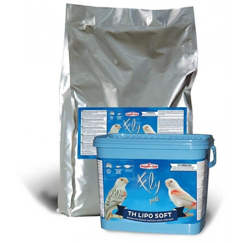 White pasta RAGGIO DI SOLE LIPOSOFT 12 KG