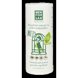 NATURAL ANTI-INSECT POWDER REPELLENT FOR PAJAROS 250 GR