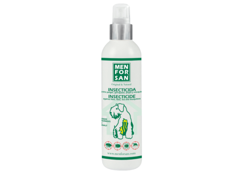 Chiens insectidid 250ml menforsan