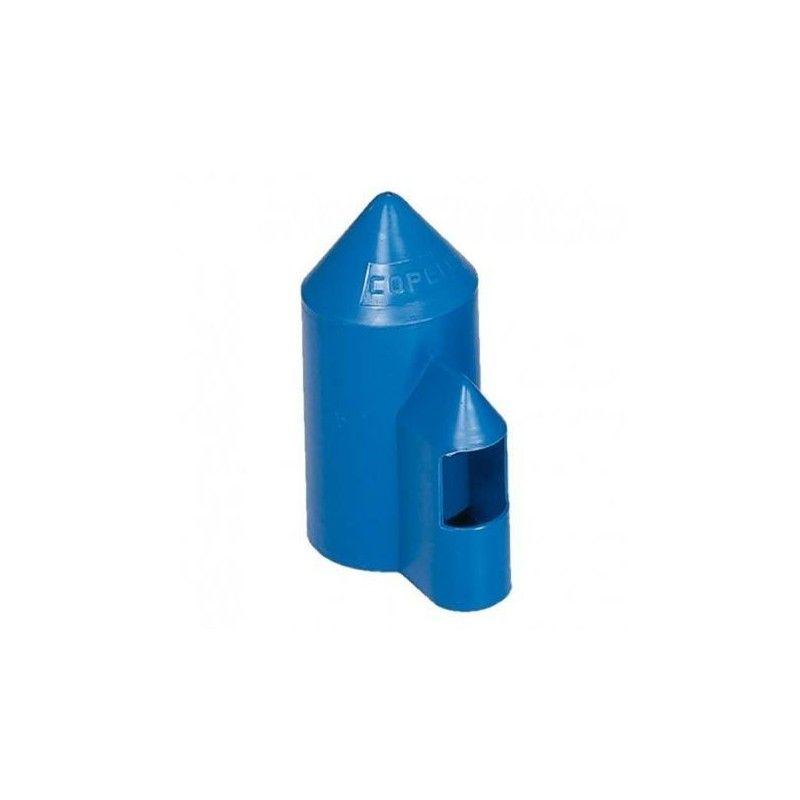 Bebedero para palomos Capilla de Copele 2,5 lt azul