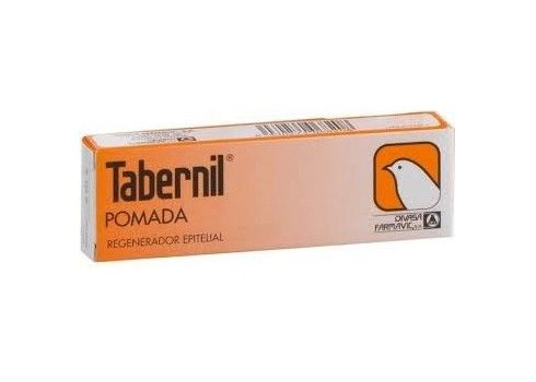 Ointment regenerating epithelial Tabernil