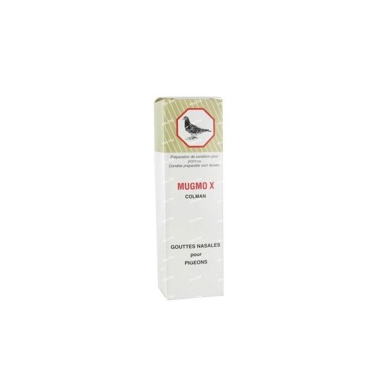 Drops Colman Mugmo (antiseptic nasal + trichomoniasis)