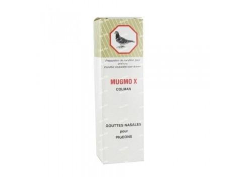 Gouttes Colman Mugmo (antiseptique nasale + trichomonase)