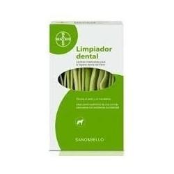 Sano & Bello Limpiador Dental para perros de Bayer