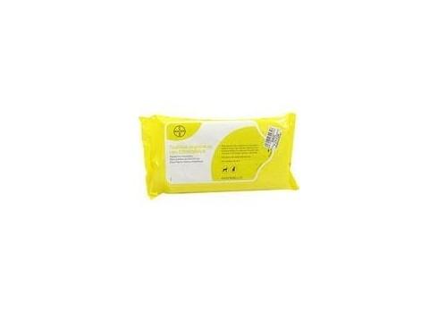 Bayer Sano y Bello Toallitas Limpiadoras Cidronela