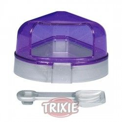 Tray+Shovel corner, Rodents, 14x8x11/11cm