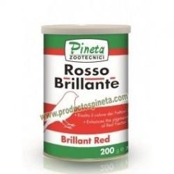 Rouge vif, 200 g