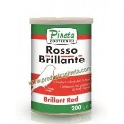 Rojo Brillante, 200gr