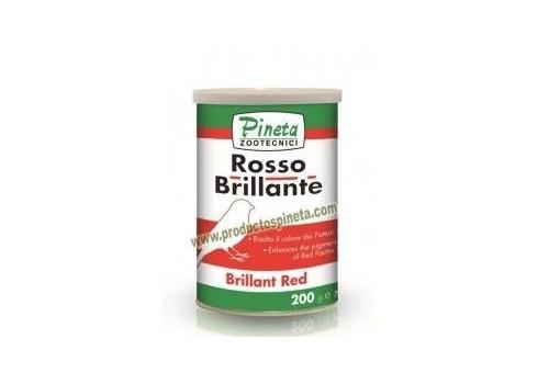 Rojo Brillante, 200gr