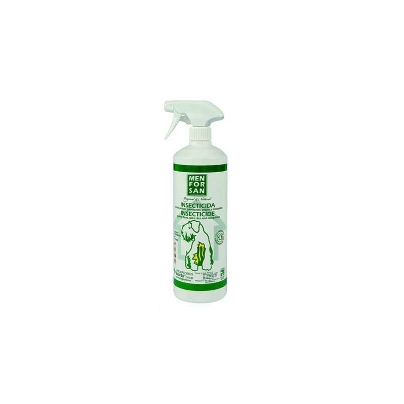 INSECTICIDE FOR DOGS / MENFORSAN INSECTS, DOGS 1 L